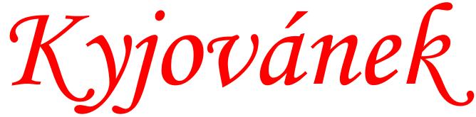 Kyjovánek